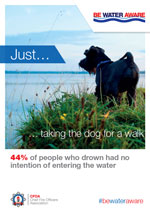 CFOA Water Safety Dog Walkers
