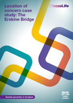 Location of concern case study: the erskine bridge